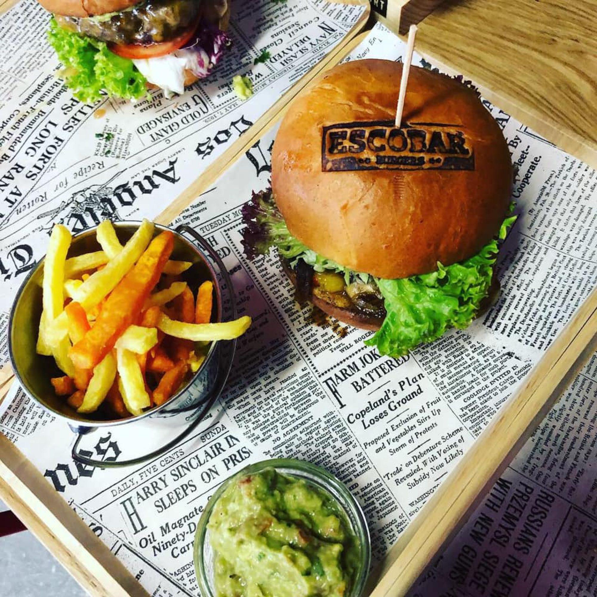 Escobar Burgers